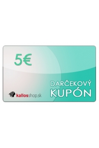 Kallosshop Darčekové kupóny - kallosshop.sk 33148a540c7