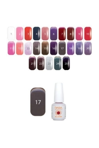 NABA Gel Lac Mini 17 Dust Purple 4ml 25d3d145d47